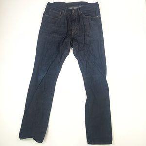 Gap 1969 Mens Indigo Jeans 34x34 B5515